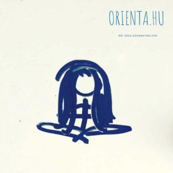 Orienta női jóga rajz | Orienta.hu