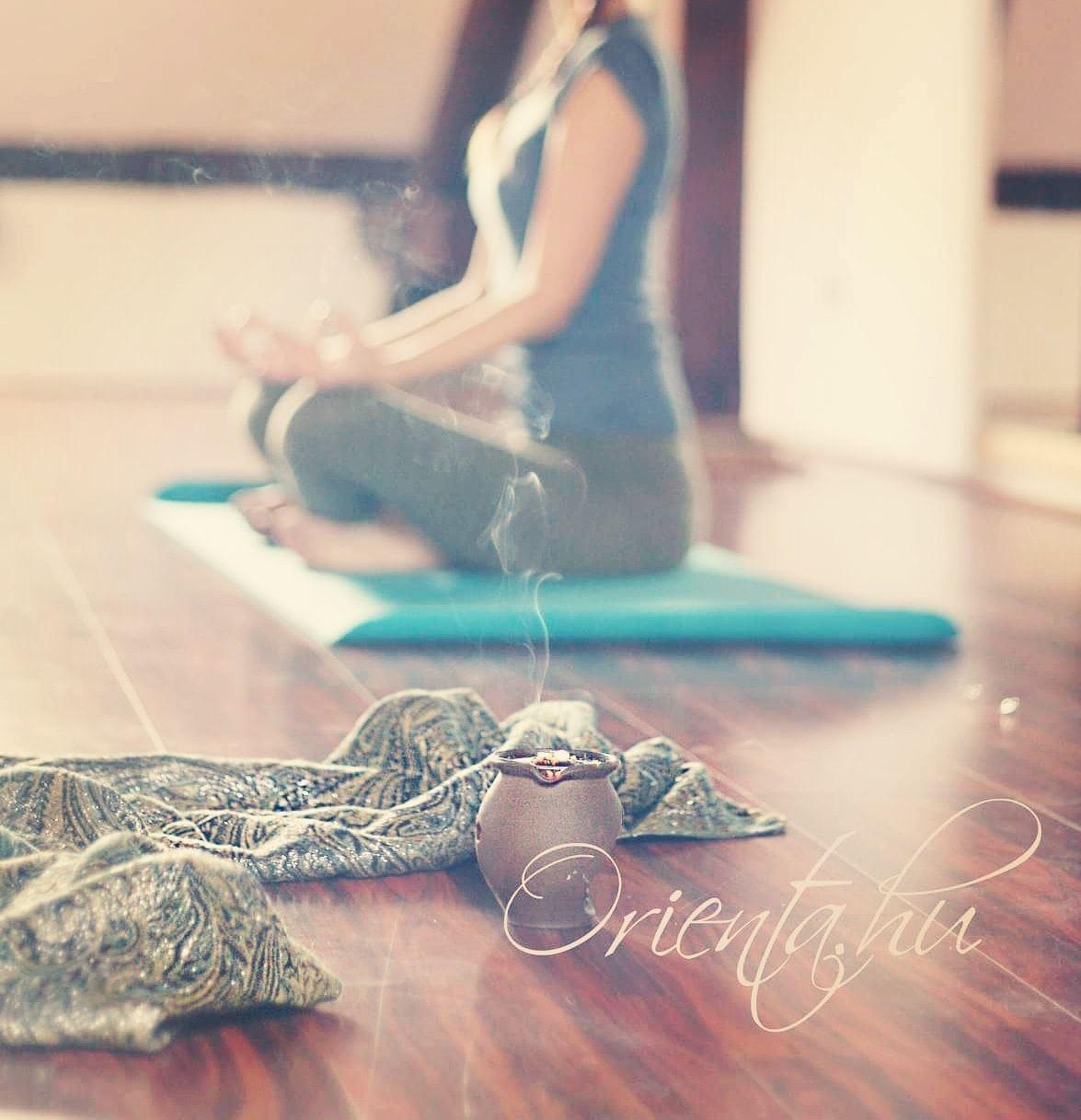 füstölőedény, meditáció | Orienta.hu